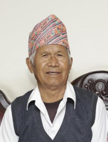 भिमसेन मन्दिर पुनःनिर्माणका नेतृत्वकर्ता महर्जनलाई पितृशोक