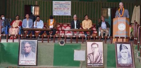 काठमाडौँको विकास हेर्न, सुन्न र महसुस गर्न सक्ने ठाउँमा पुगेको छ — प्रमुख शाक्य